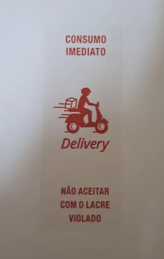 Etiquetas para Delivery Para Ifood ou Rappi