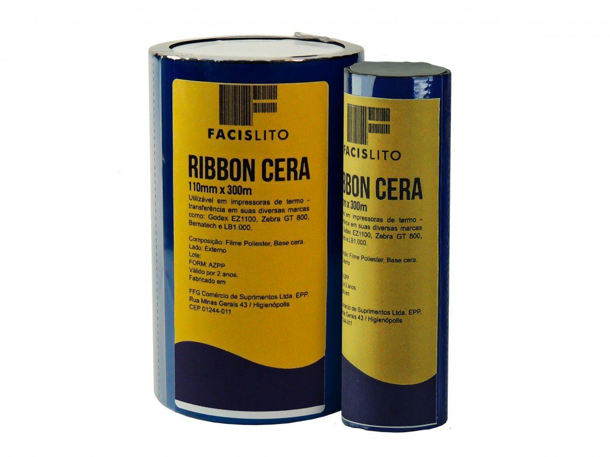Etiquetas e ribbons papel couche