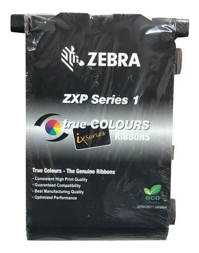 Ribbon preto para ZXP1 80011 101