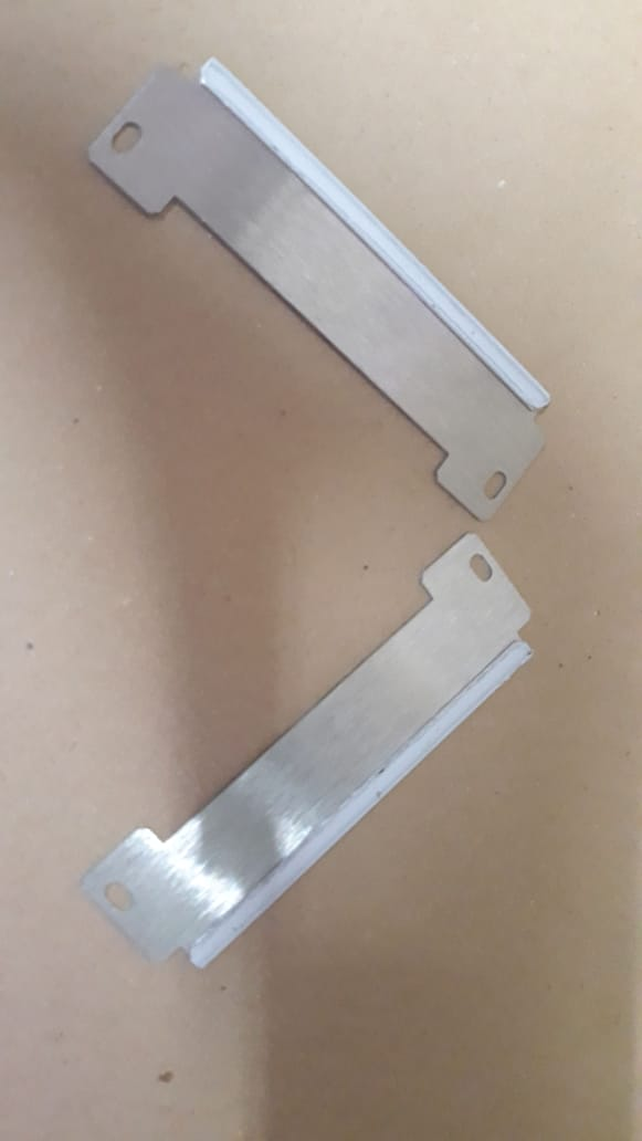 RIBBON ZEBRA Strip Plate 600 Dpi  47017