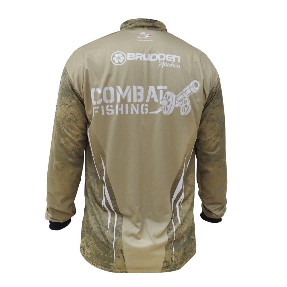 Camisa Combat Fishing