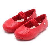 Sapatilha Infantil Vermelha Pampili Fofurinha 203190