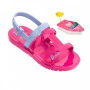 Sandália Grendene Barbie Iate 22002 Rosa
