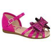 Sandália Infantil Molekina 2114.213 Pink