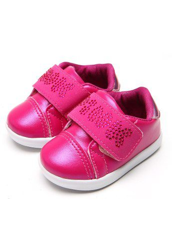 Tênis Pampili 108059 Pom Pom Pink