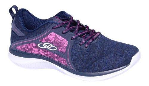 Tênis Olympikus Feminino Pretty Azul 4383551