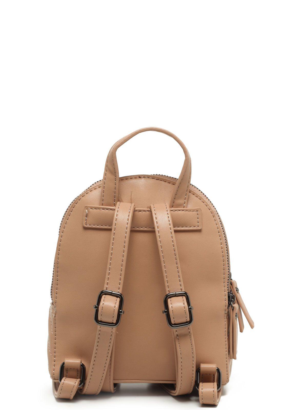 Bolsa mochila Infantil Cravo & Canela LCW18107 Nude
