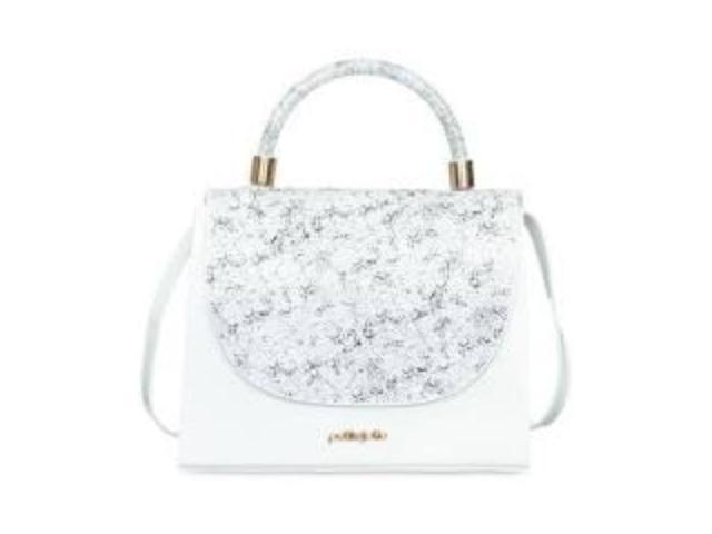 Bolsa Petite Jolie Bing Branco PJ10002