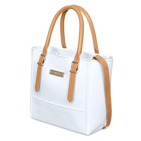 Bolsa Petite Jolie Daily PJ10012 Branco