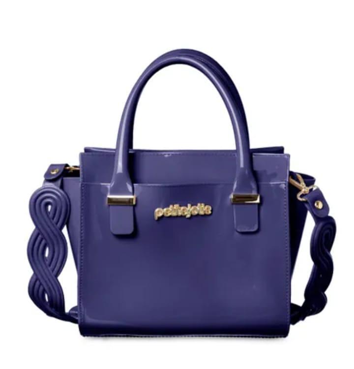 Bolsa Petite Jolie PJ4618 Azul / Preto