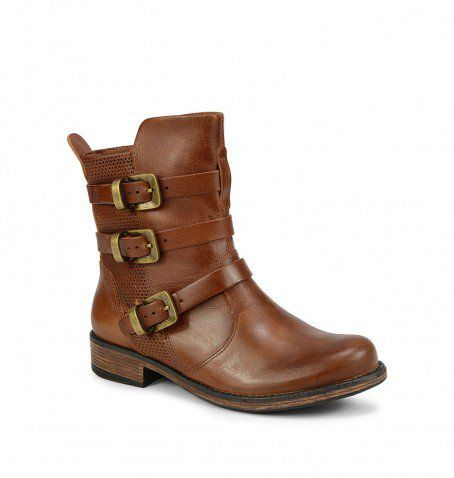 Bota Coturno Cravo & Canela Light Whisky Fivelas 164903-3