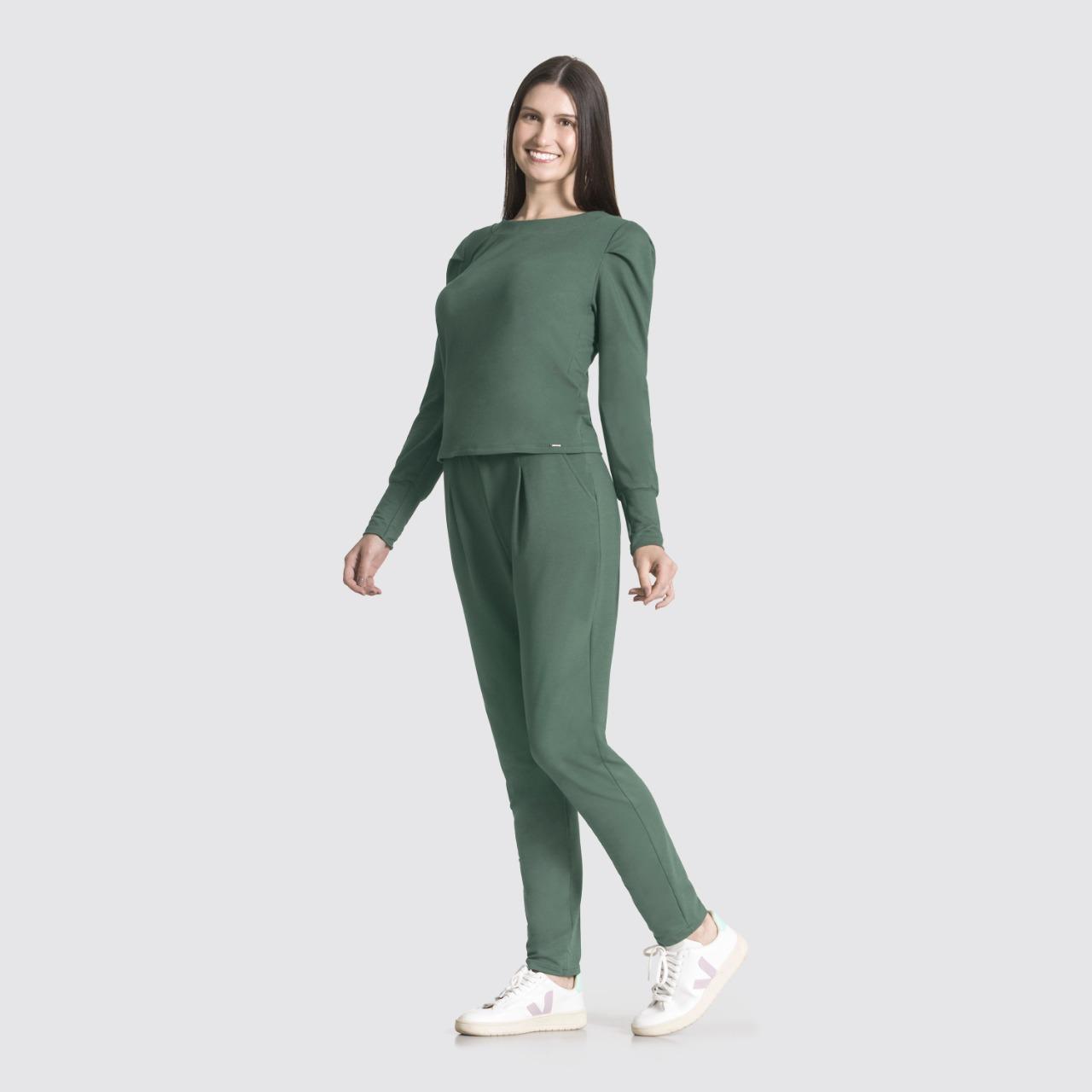 Conjunto Lunelli Verde 160152