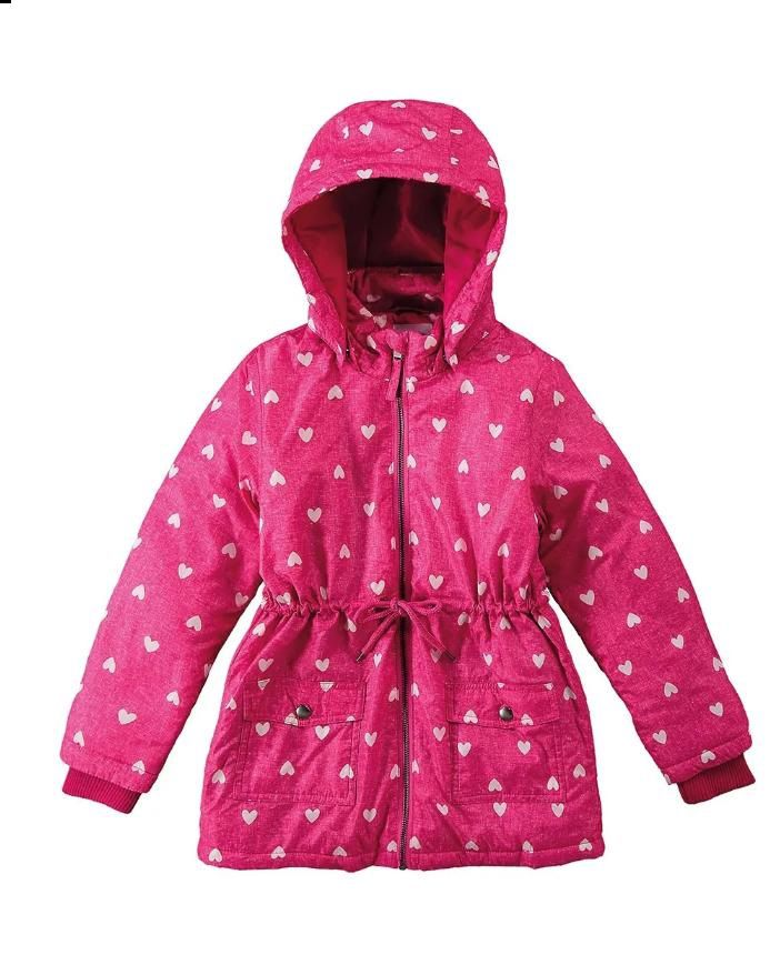 Jaqueta Malwee Infantil Feminina Pink 42696