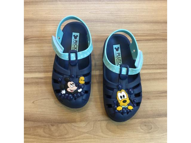 Papete Grendene Mickey e Pluto 22075