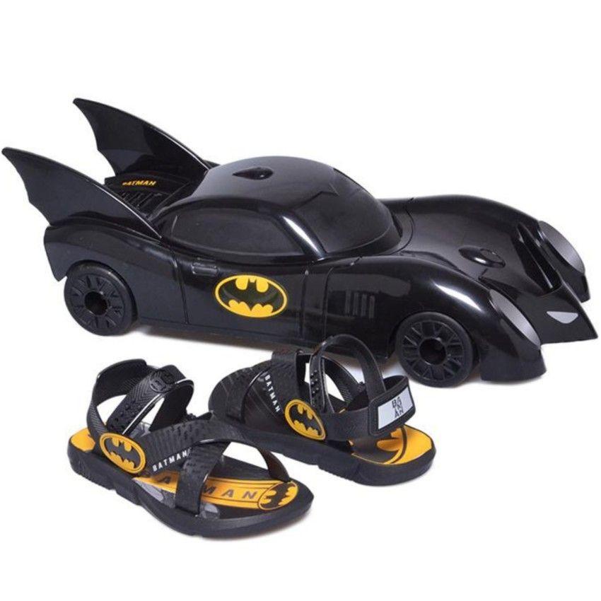Sandália Grendene Batman 22169