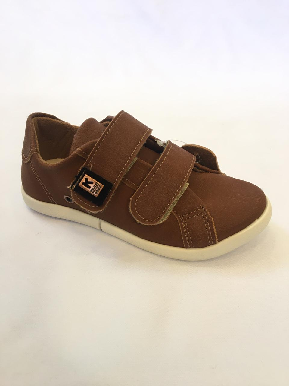 Sapato Infantil Klin Baby Flyer 117084 Caramelo