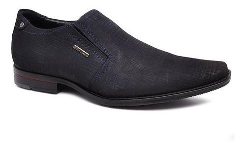 Sapato Pegada 123856 Azul Marinho