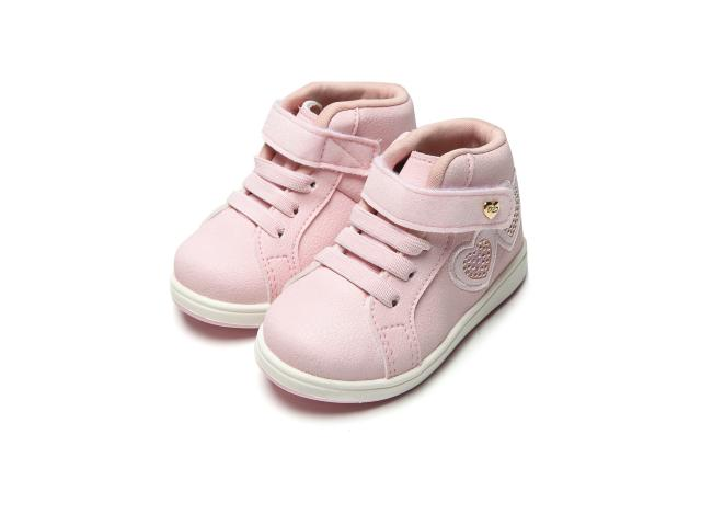 Tênis Botinha Klin Infantil 218043000 Rosa