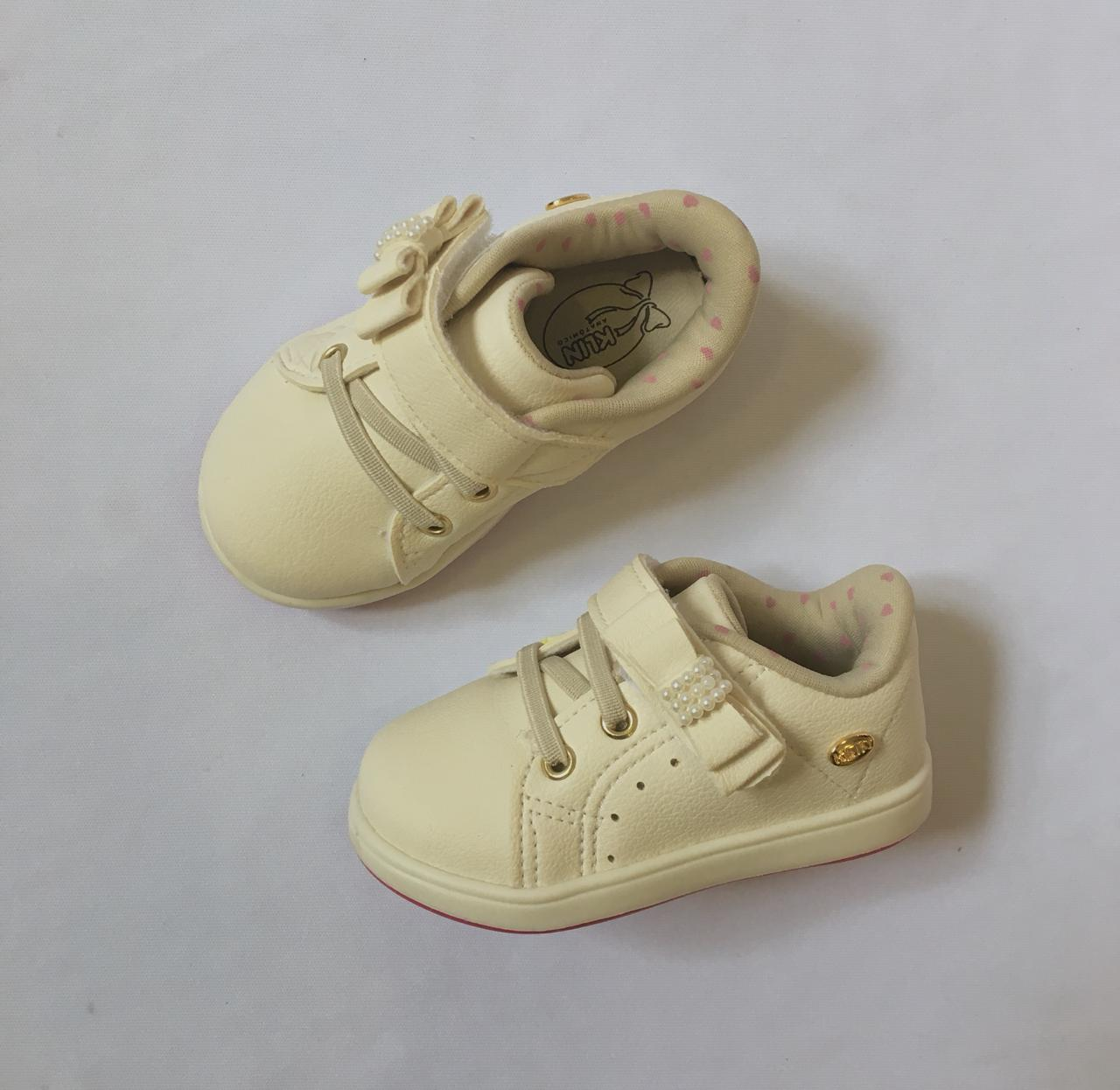 Tênis Infantil Klin  Mini Gloss 616917