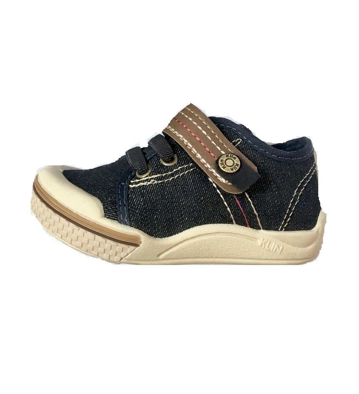Tênis Infantil Klin Toy 628763 Jeans