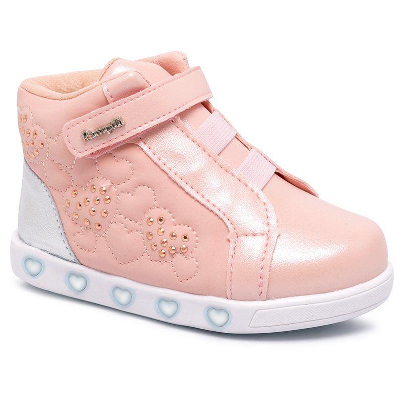 Tênis Pampili Sneaker Rosa 65093