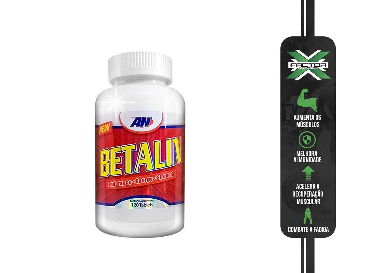 BETALIN (120TABS) ARNOLD NUTRITION
