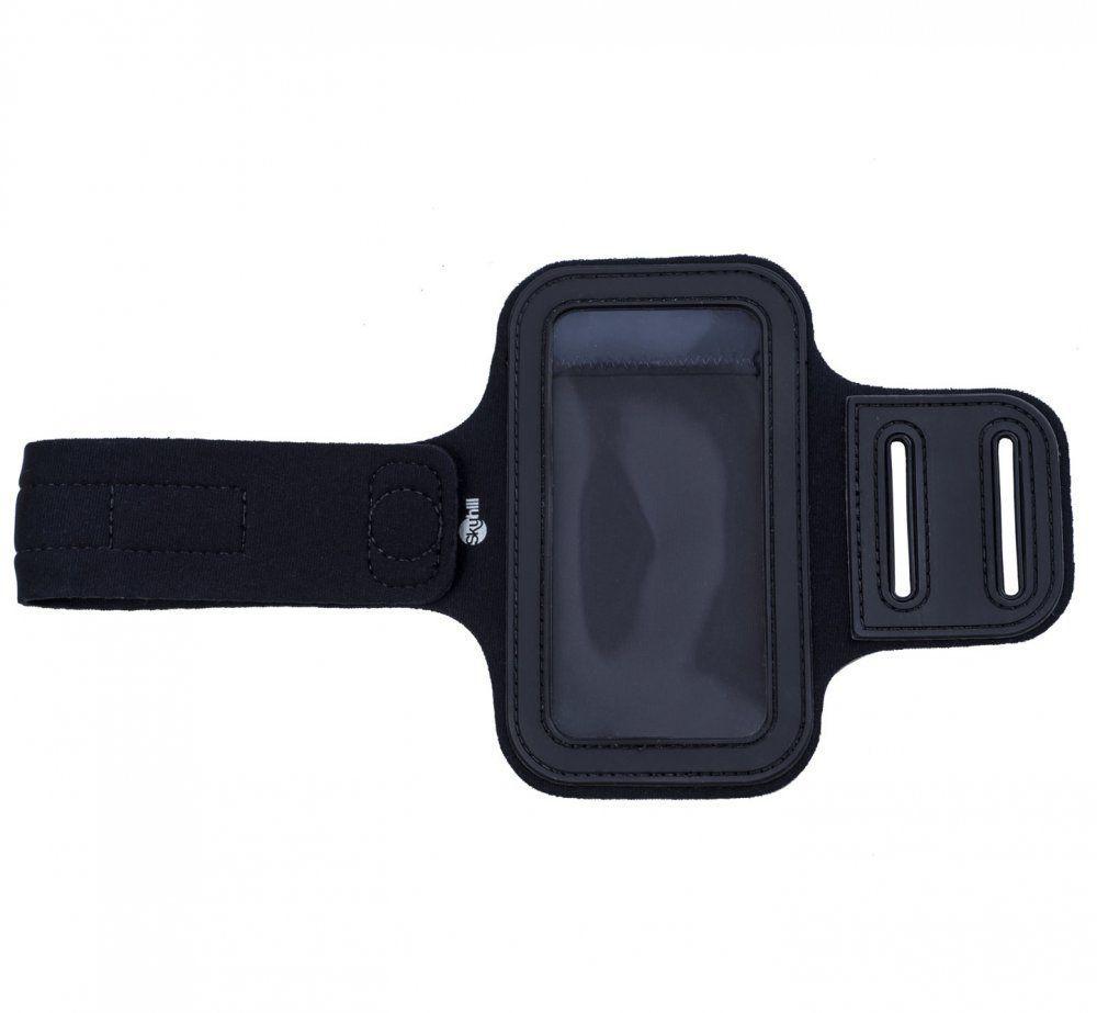 Braçadeira para Celular / iPhone / Galaxy Preta (P)
