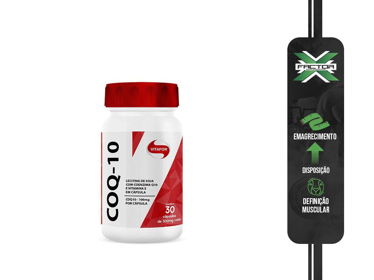 COENZIMA COQ-10 (30CAPS) VITAFOR