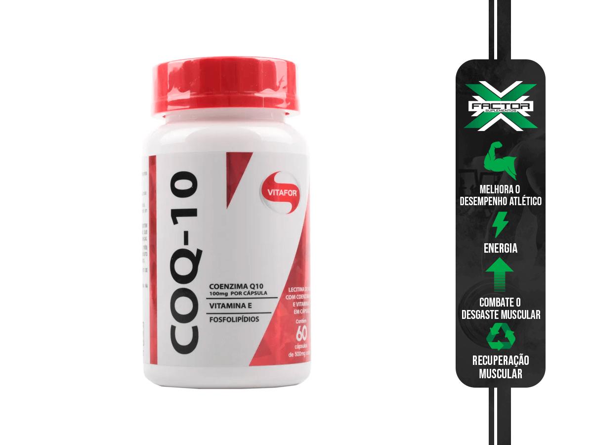 COENZIMA COQ-10 (60 CAPS) VITAFOR