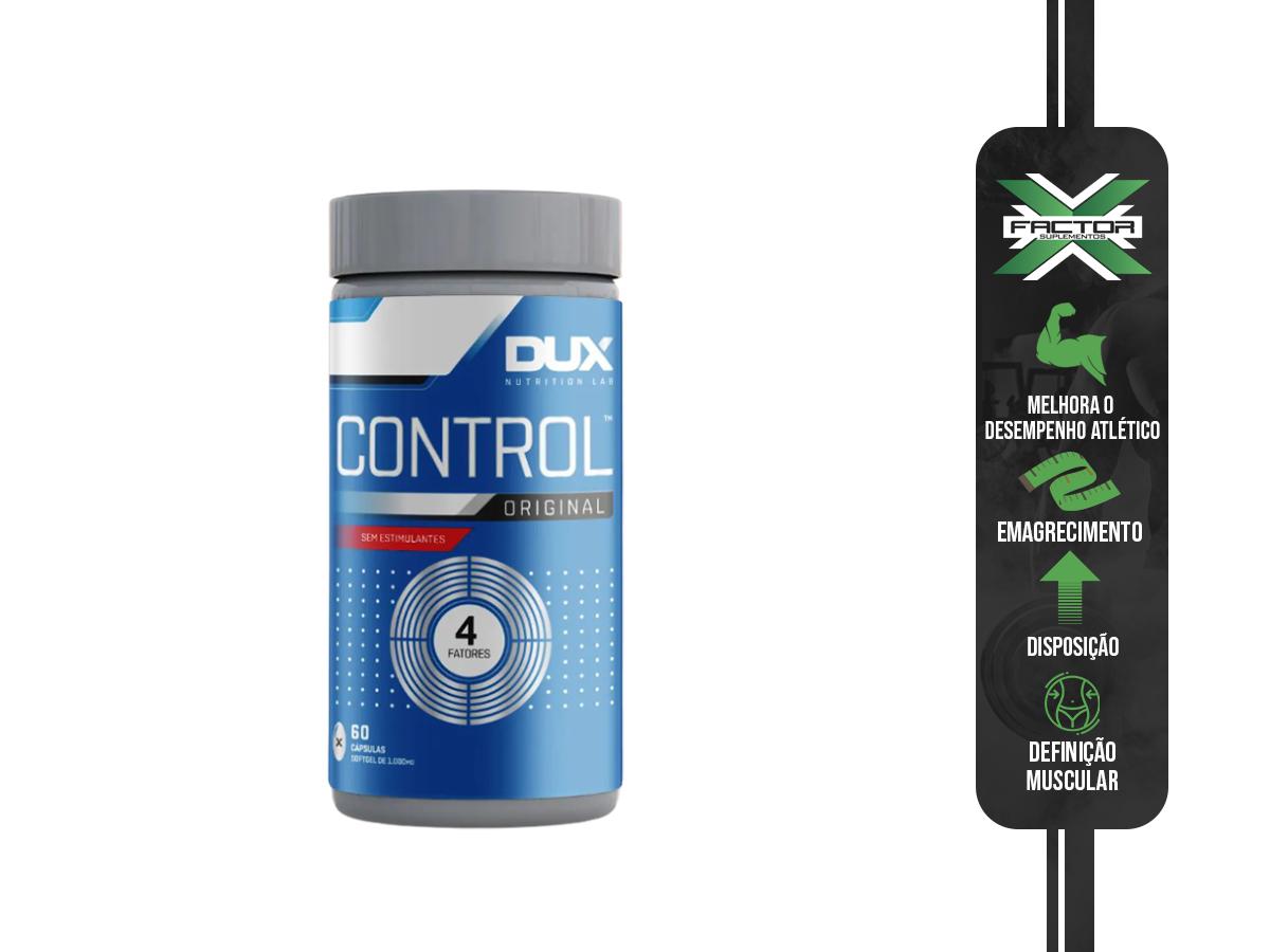 CONTROL ORIGINAL 60 CAPS - DUX