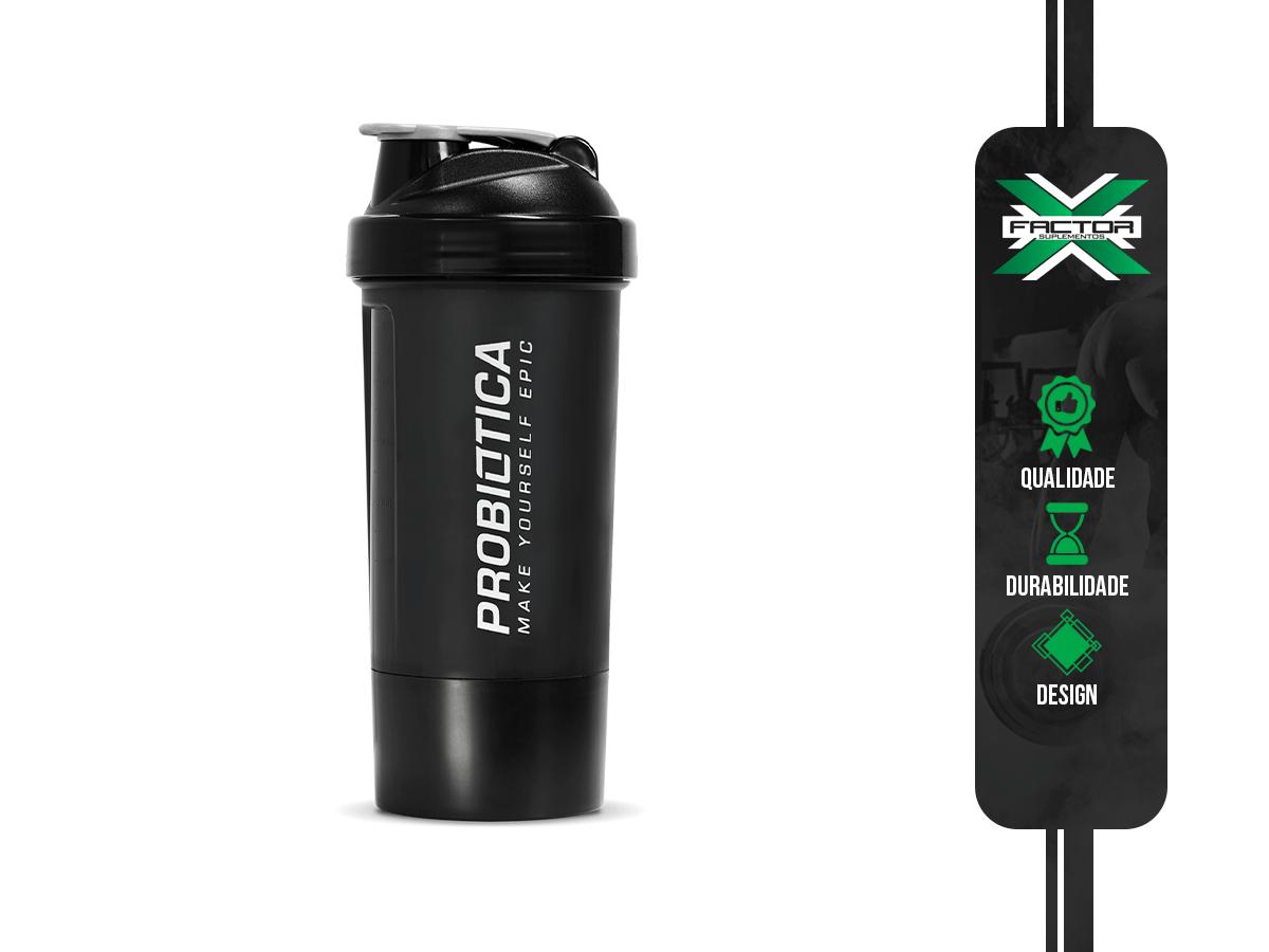 COQUETELEIRA 700ML PRETA - PROBIOTICA