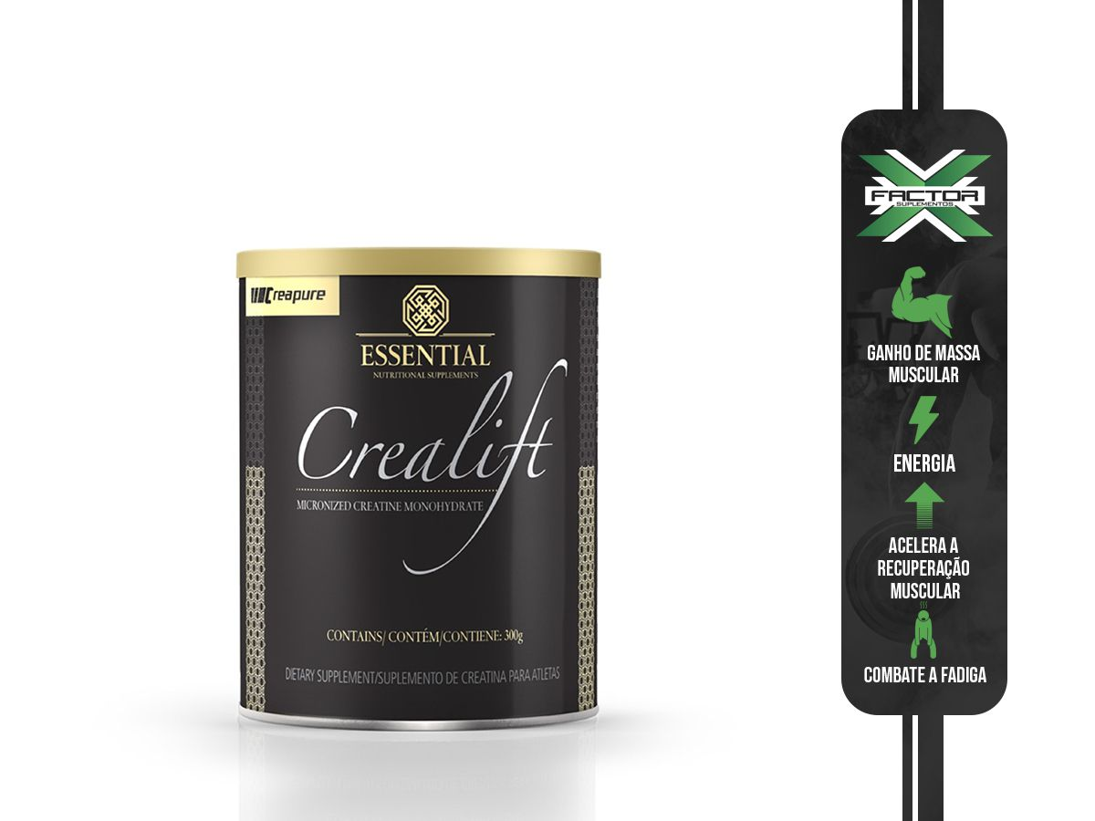 CREALIFT (300G) ESSENTIAL NUTRITION