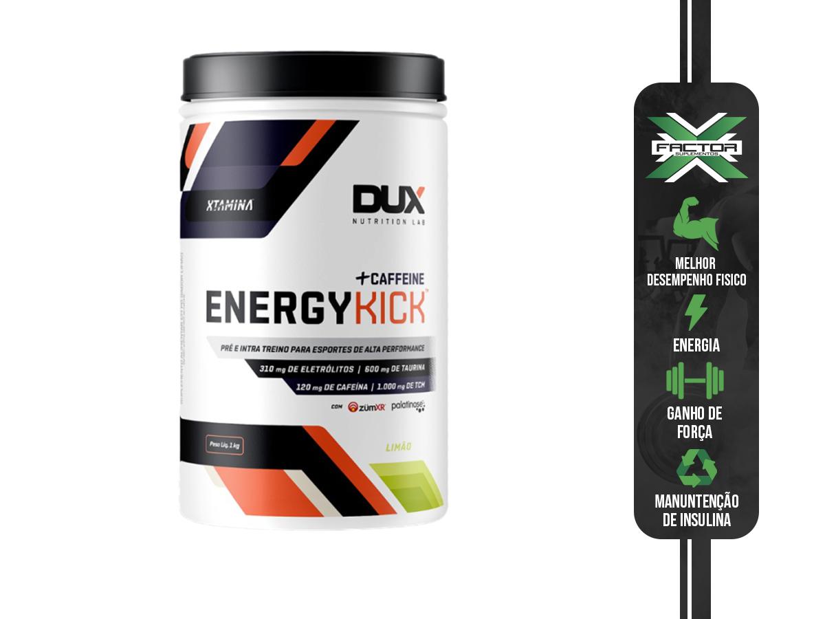 ENERGY KICK CAFFEINE - DUX