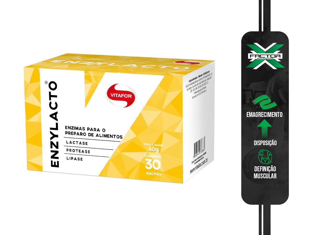ENZYLACTO 30 SACHES 2G VITAFOR