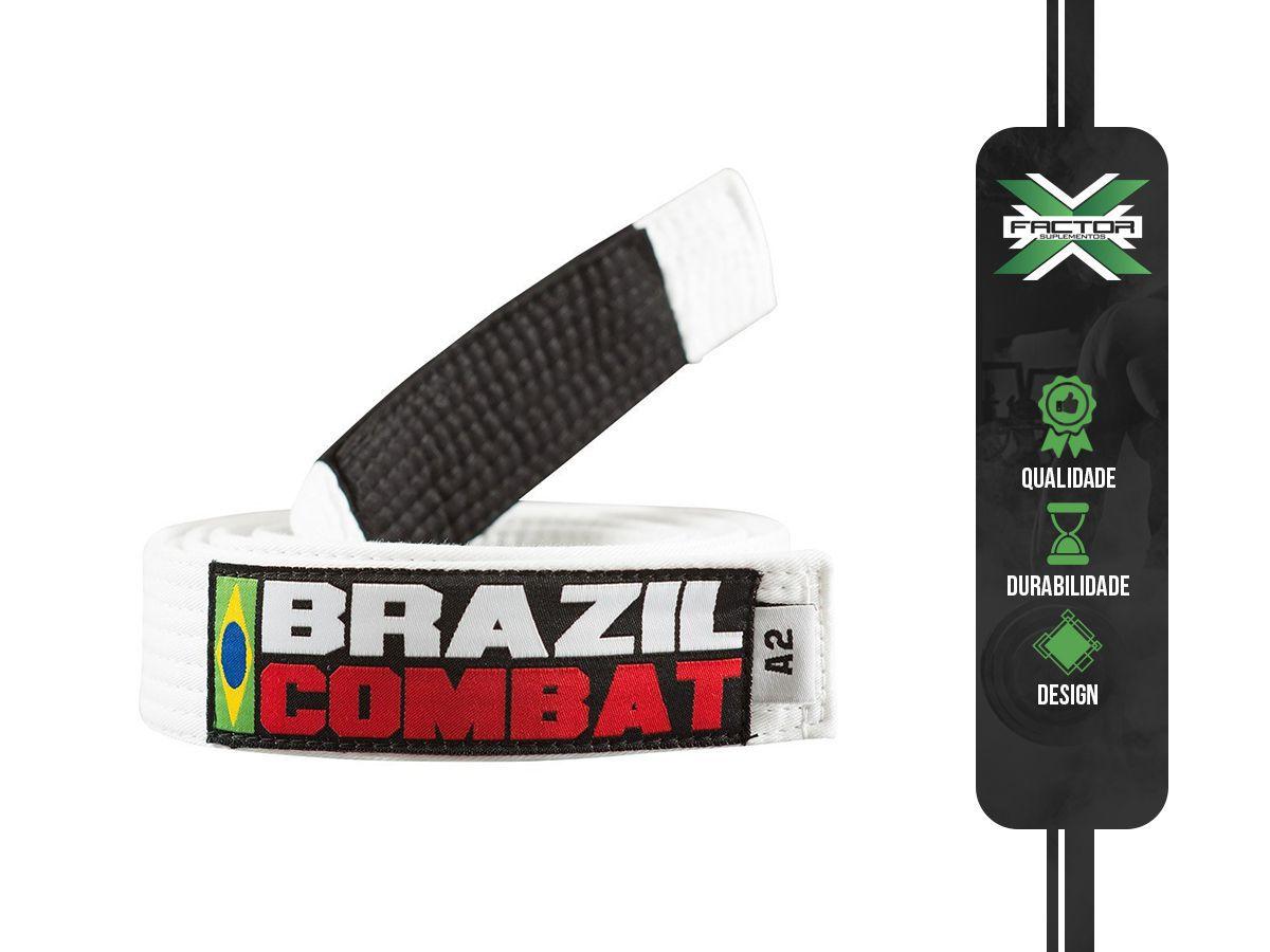 FAIXA BRANCA BRAZIL COMBAT