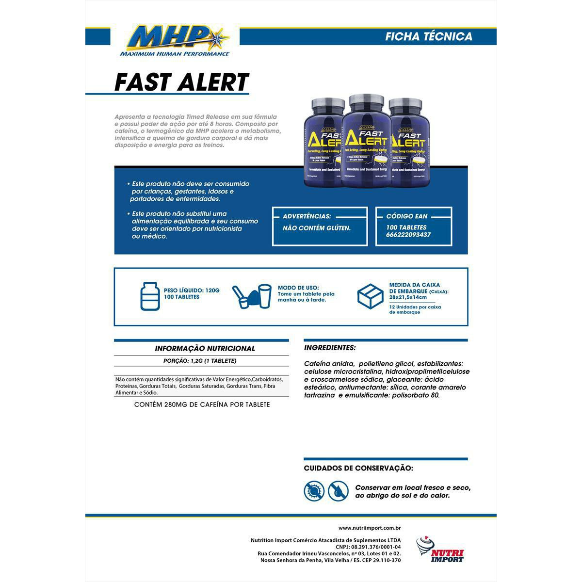 FAST A8 (100TABS) - MHP