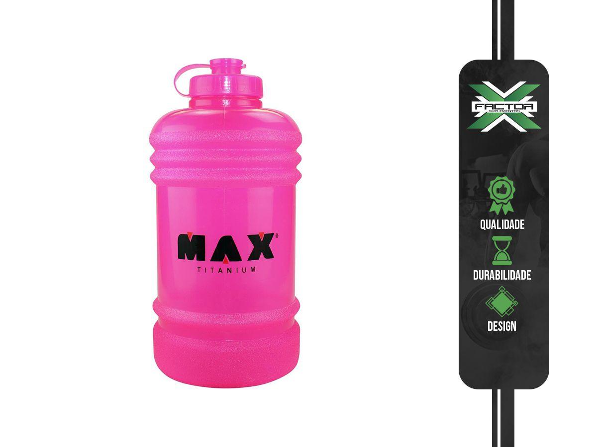 GALÃO ROSA (2,2 litros) - MAX TITANIUM