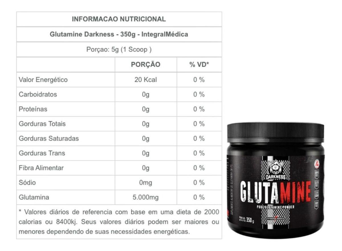 GLUTAMINA 350G DK INTEGRAL MEDICA
