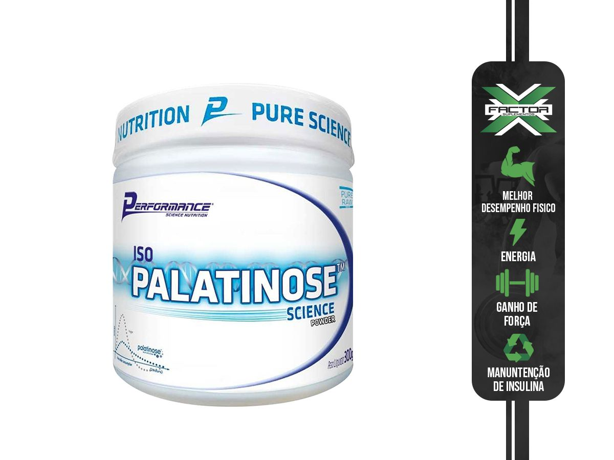 Iso Palatinose (300g) - Performance Nutrition