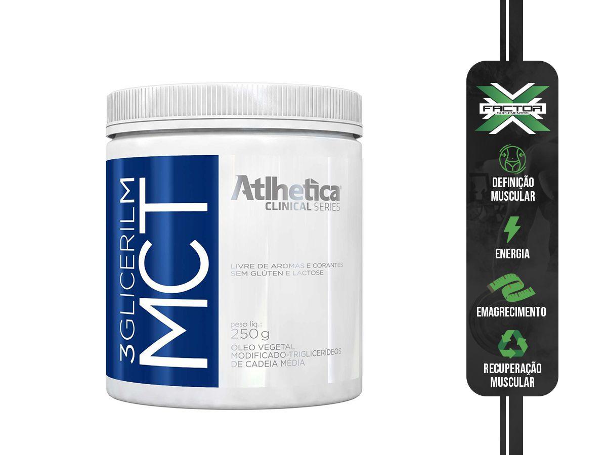 MCT  (250G) ATLHETICA NUTRITION