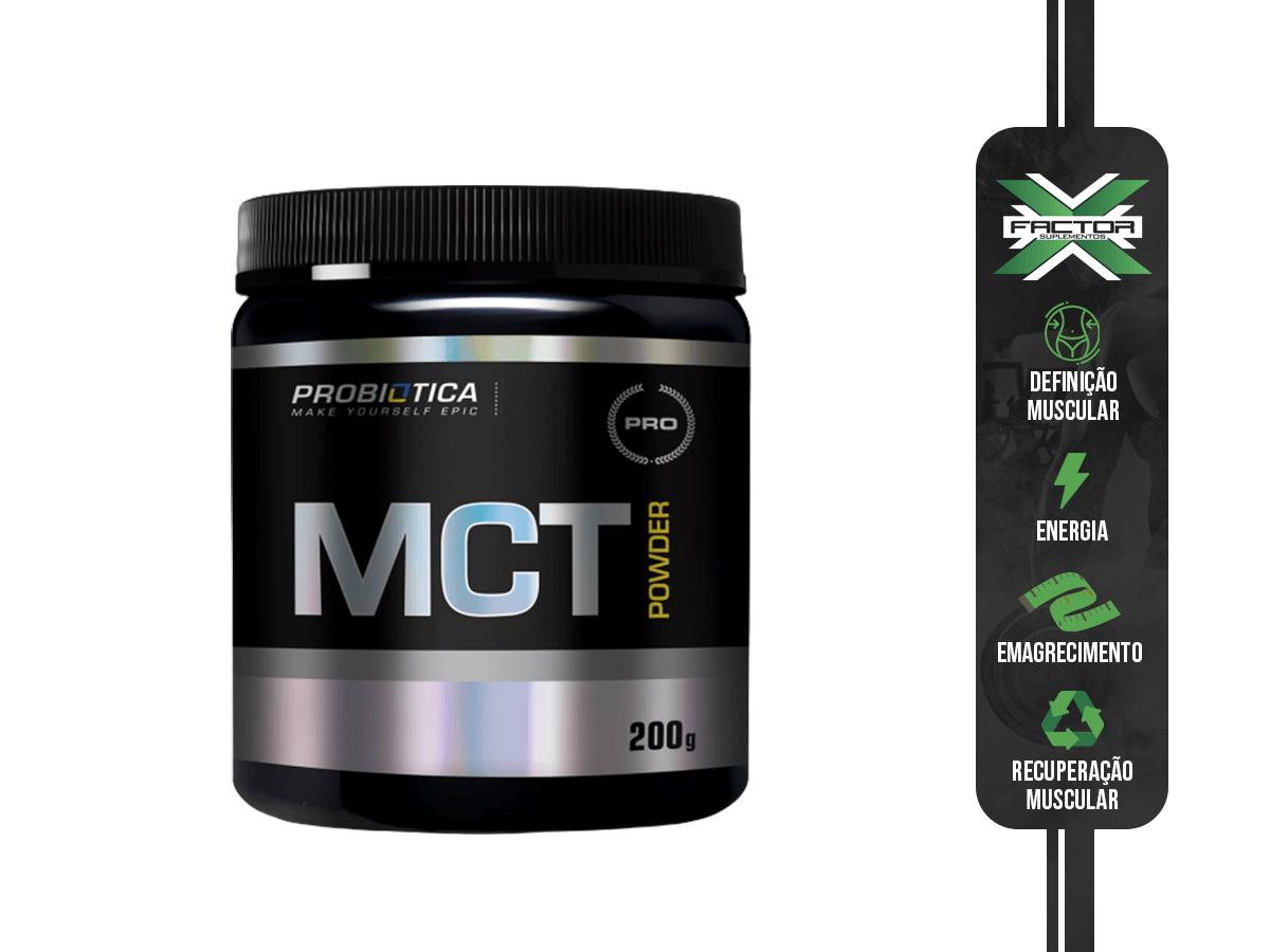 MCT POWDER 200G - PROBIOTICA