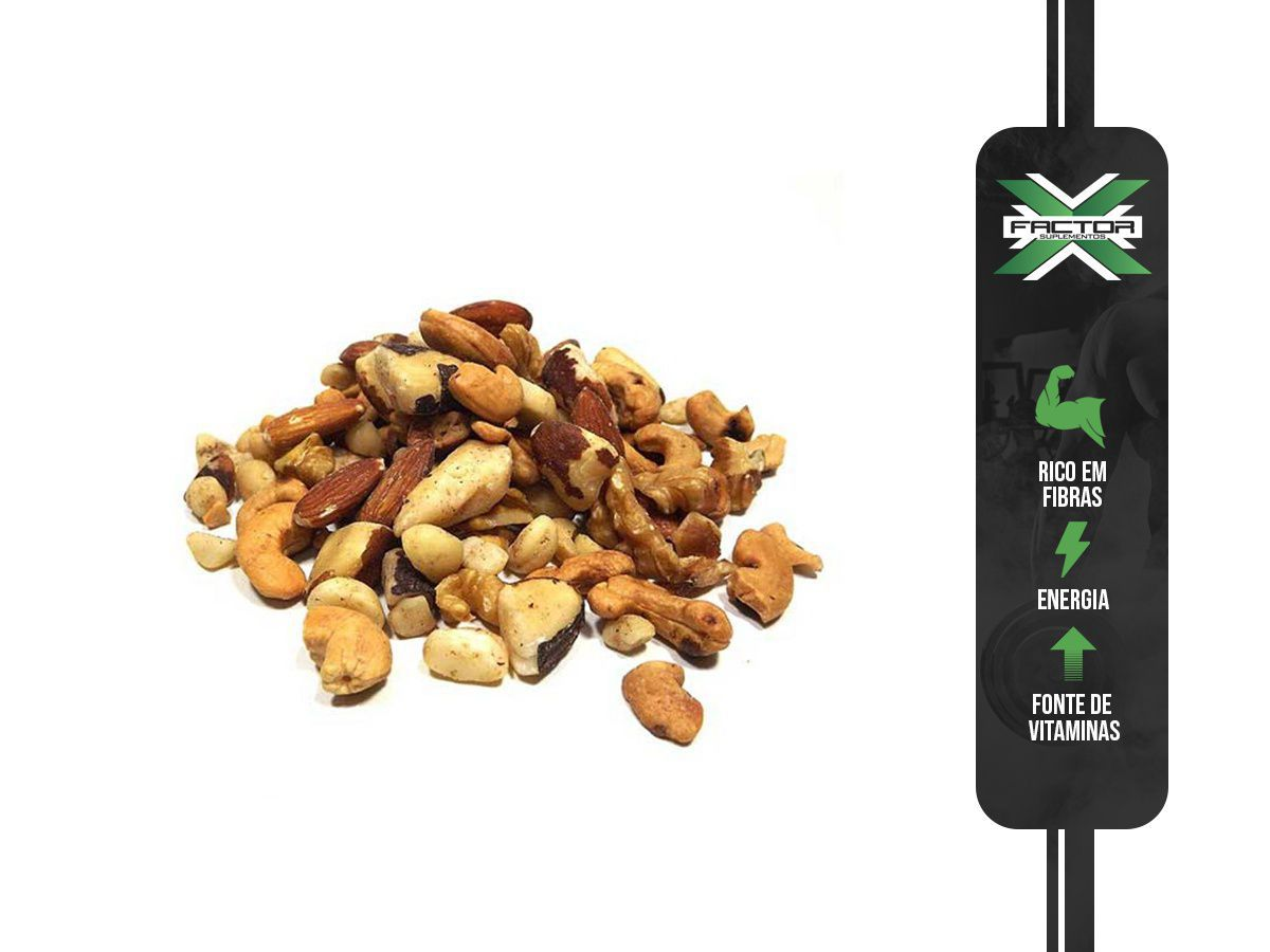 MIX NUTS 100 G