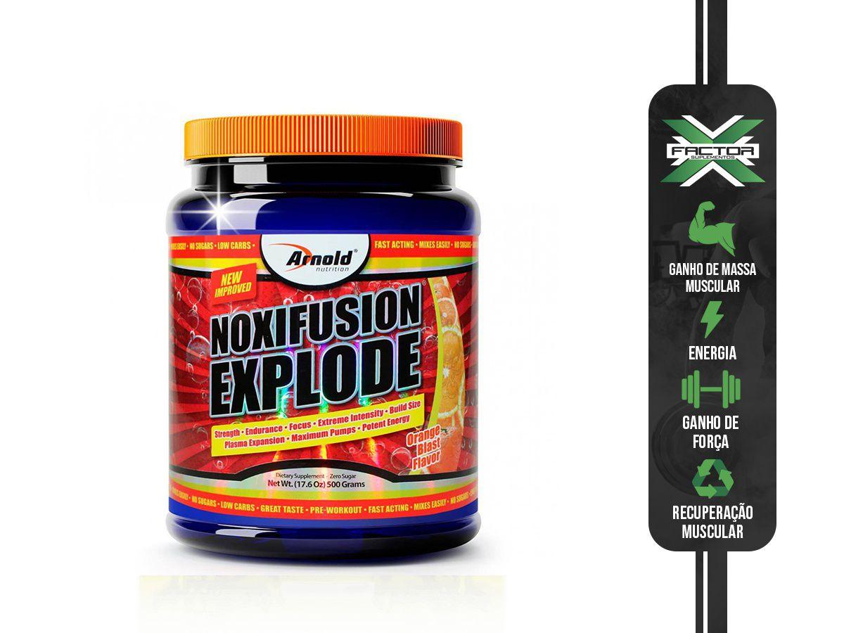 NOXI FUSION EXPLODE (500G) ARNOLD NUTRITION