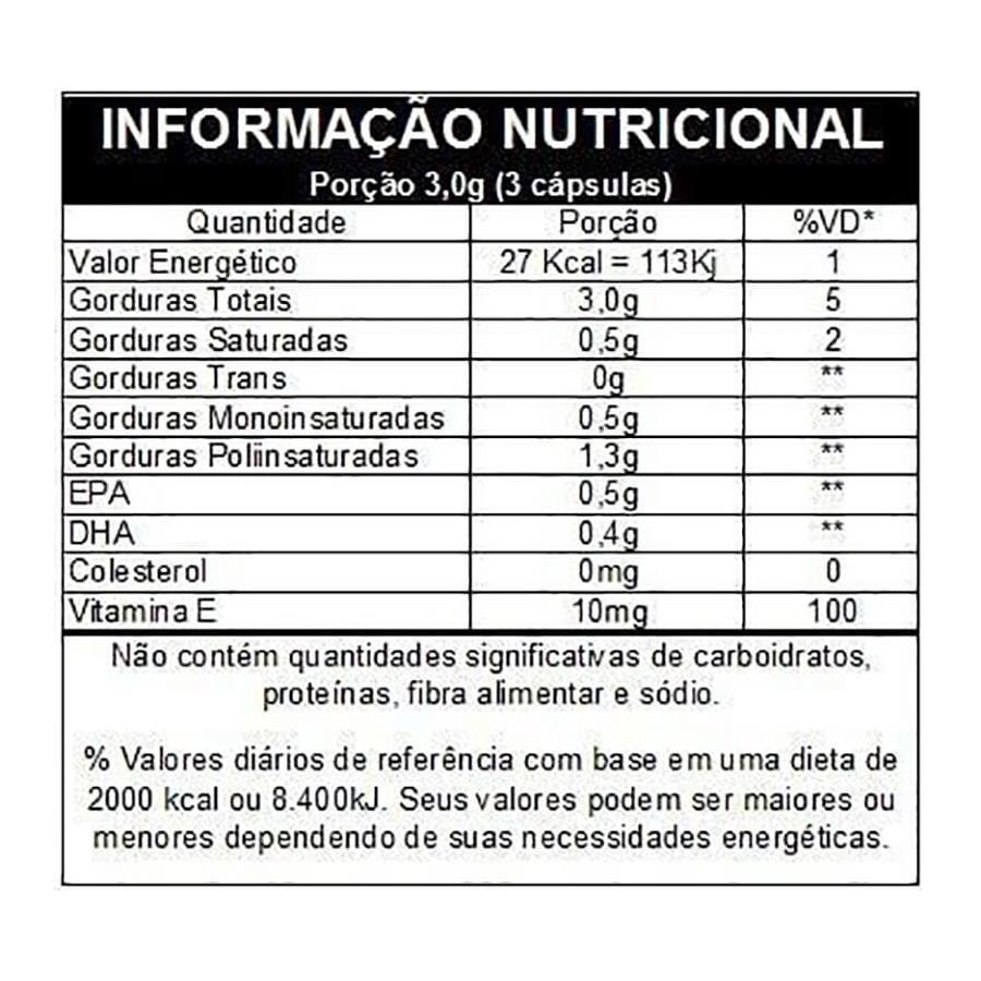 OMEGA 3 FISH OIL (120CAPS) ATLHETICA NUTRITION