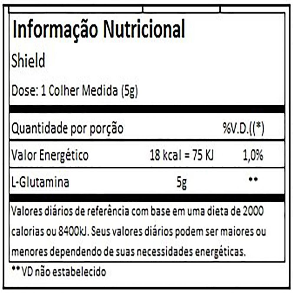 SHIELD (300G) - BLACK SKULL
