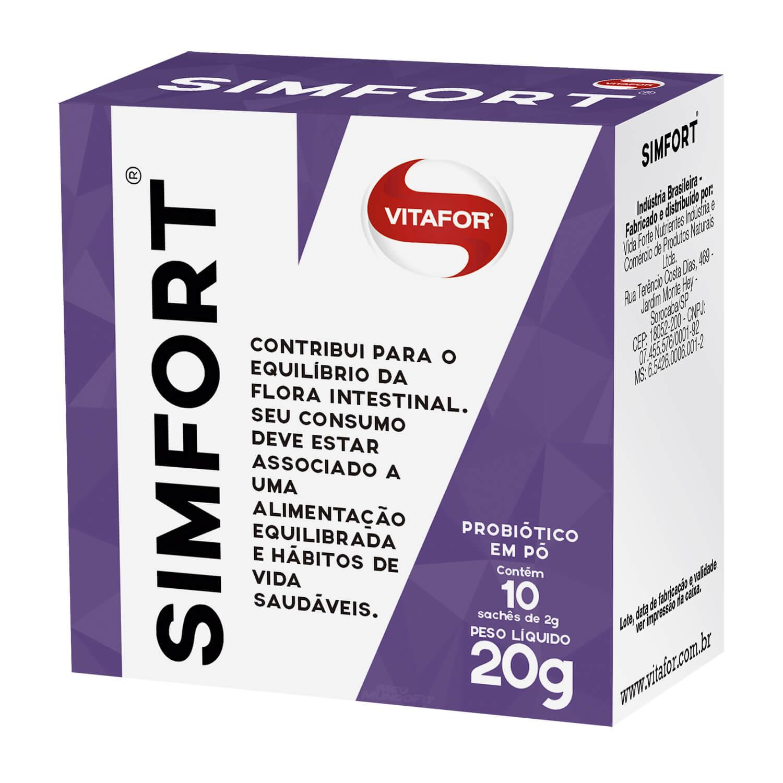 SIMFORT (10 SACHÊS-2G) VITAFOR