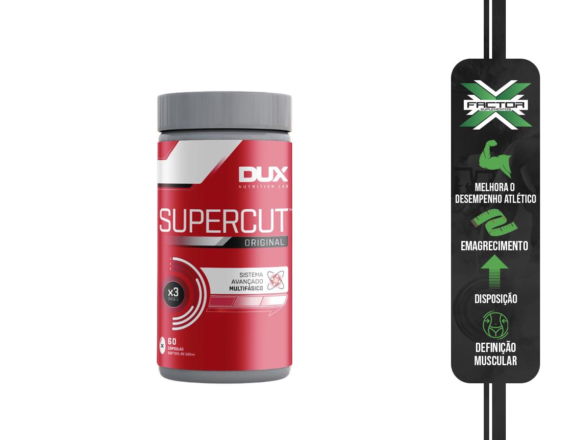 SUPERCUT 60 CAPSULAS - DUX