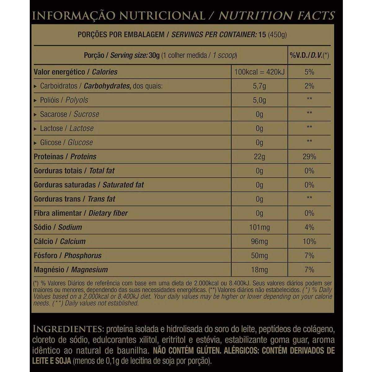 VANILLA WHEY (900G) ESSENTIAL NUTRITION