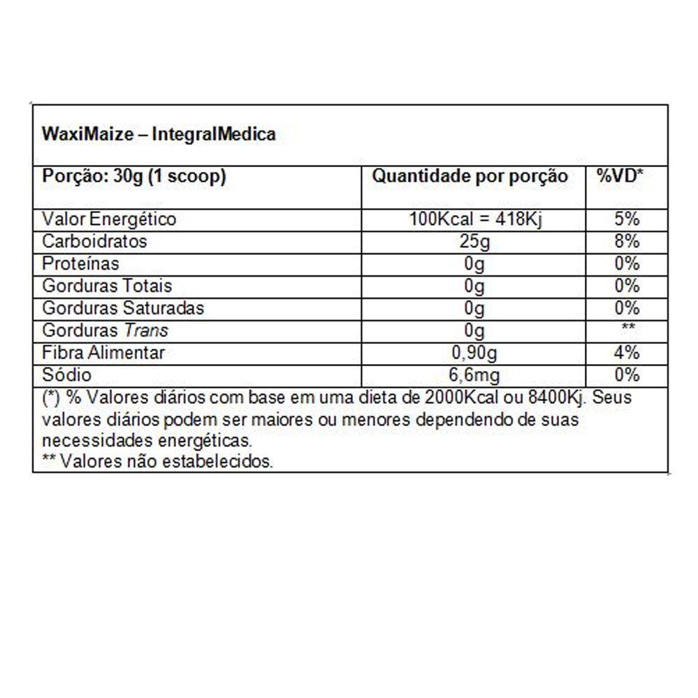 WAXIMAIZE (1000G) INTEGRALMEDICA