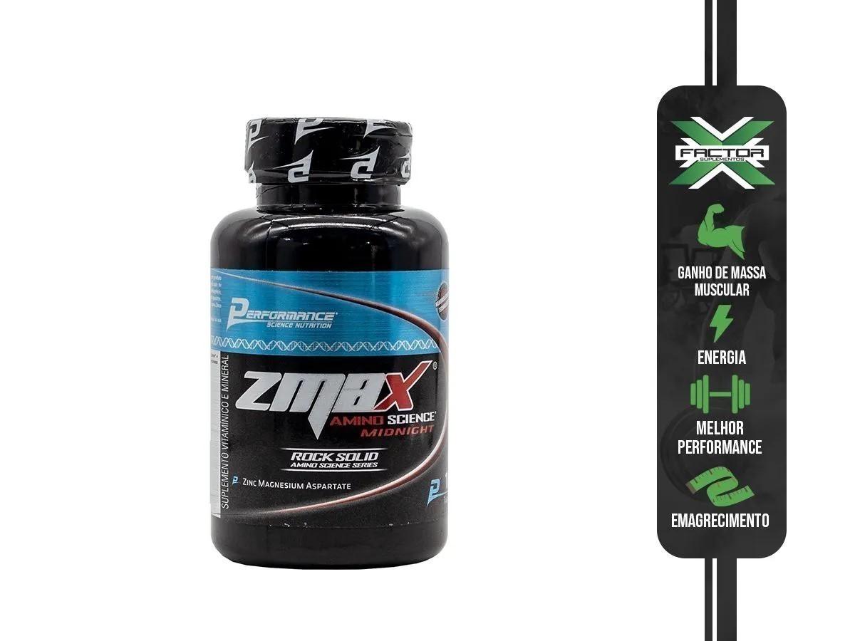 ZMAX MIDNIGHT (PERFORMANCE NUTRITION) - 100 TABLETES